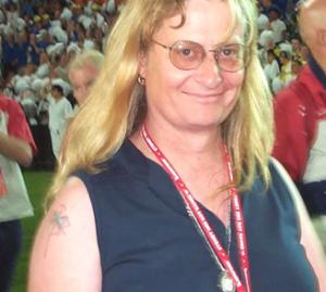 Kayleen White - 2002 Sydney Gay Games